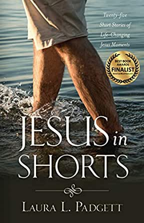 Jesus in shorts