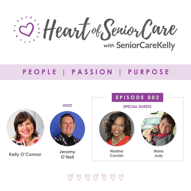 SeniorCare Kelly Podcast