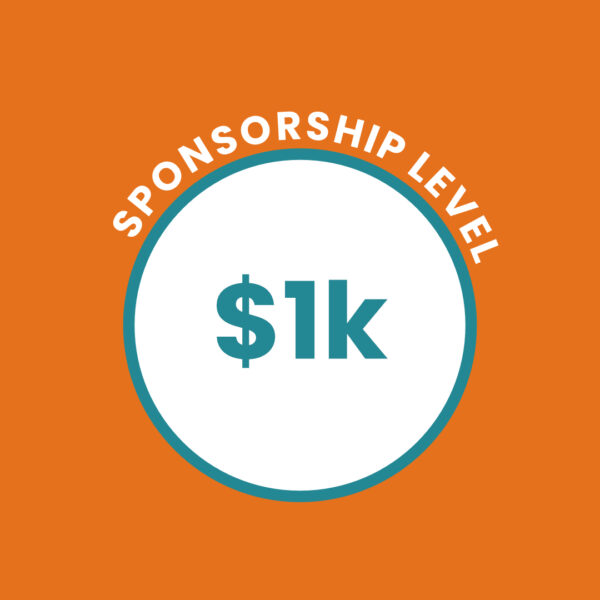 1k Sponsorship Level