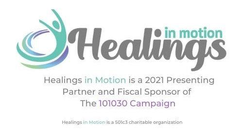 Healings in Motion