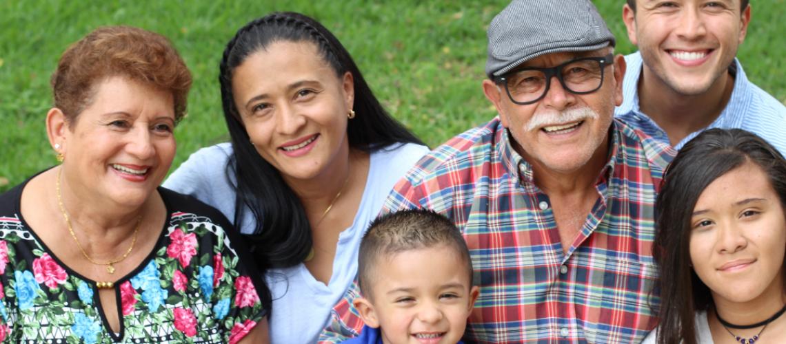 LatinX Family